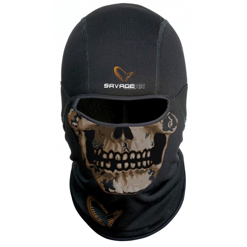 Savage Gear Balaclava Senior Black