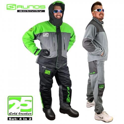 Žieminis kostiumas RUNOS Coldbreaker 25