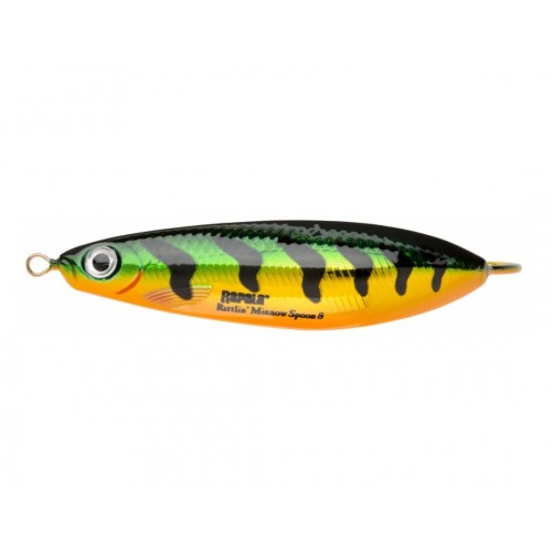 Rattlin Minnow Spoon 8cm FLP