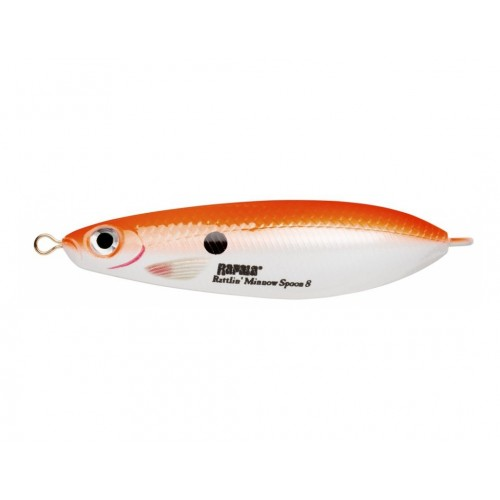 Rattlin Minnow Spoon 8cm FRP