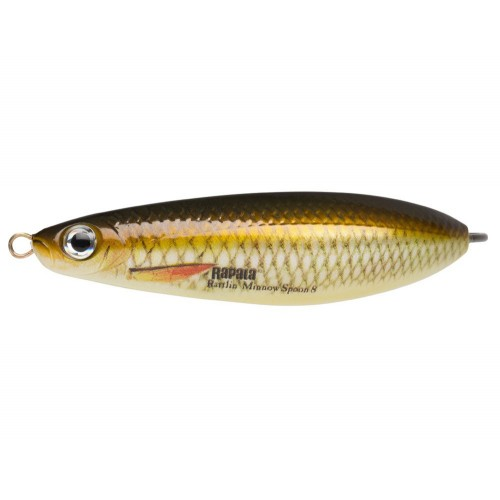 Rattlin Minnow Spoon 8cm JP