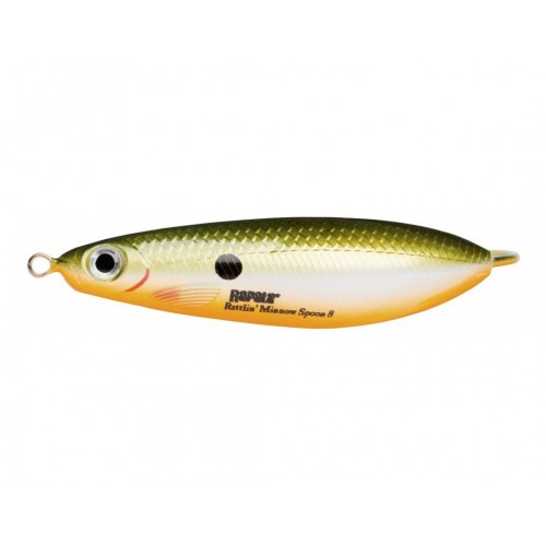 Rattlin Minnow Spoon 8cm RFSH