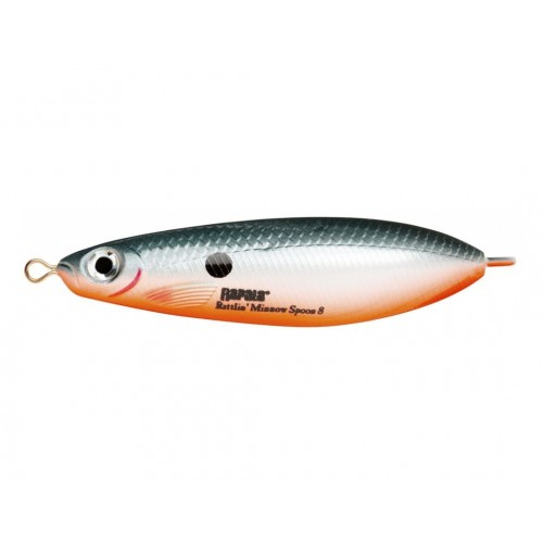 Rattlin Minnow Spoon 8cm SD