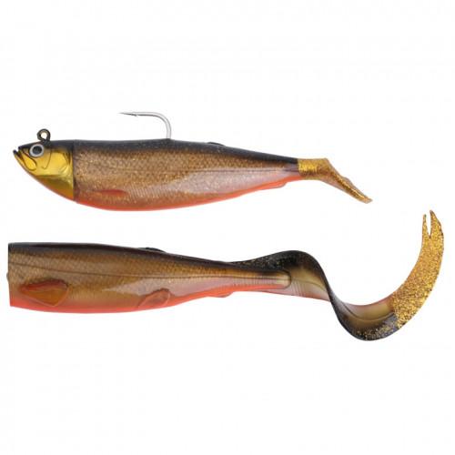 Jūrinė guma su galvakabliu Savage Gear Cutbait Herring 2vnt 25cm 460g Red Fish