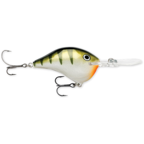 Rapala DT-10 6cm Yellow Perch