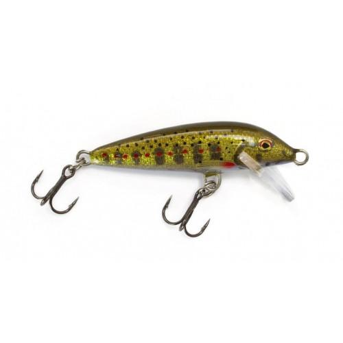 Rapala CountDown 3cm Gold Juvenille Trout