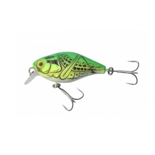 Jackall Chubby38 RT Grass Hopper / Chartreuse