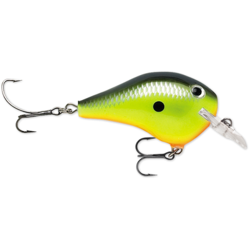 Rapala DT-FAT Chartreuse Shad