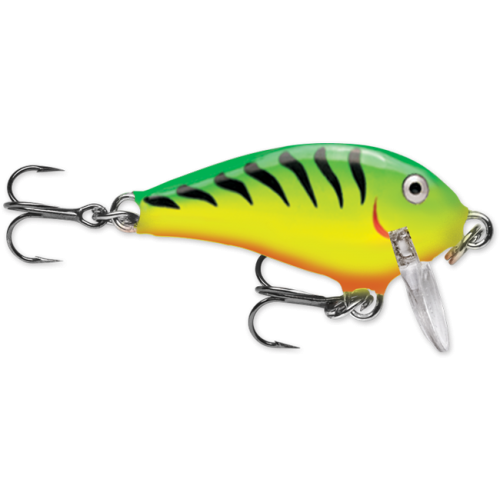 Rapala Mini Fat Rap 3cm Firetiger