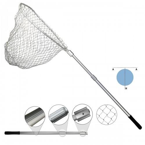 Duraliuminio lydinio graibštas (teniso raketė)