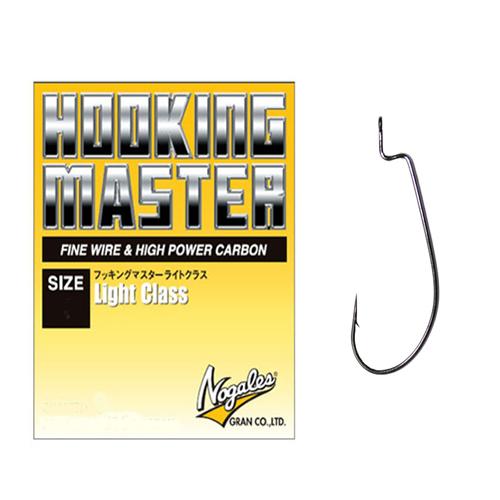Kabliukai Gran Hooking Master Light Class
