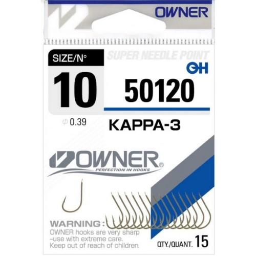 Kabliukai Owner Kappa-3