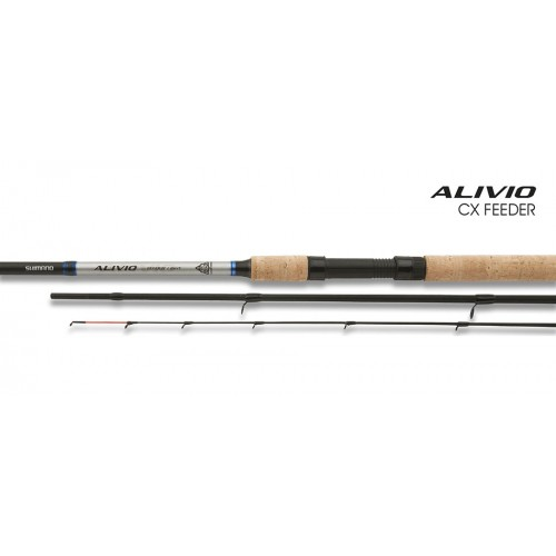 Shimano Alivio CX Feeder Heavy 3,96m 110g