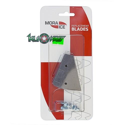 Peiliai grąžtui Mora Ice 20586 130mm su 4 varžtais