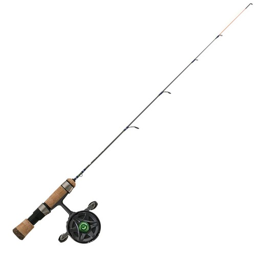 "Ritė ir meškerė 13 Fishing Snitch Descent  Ice Combo QT 25"" (LH)"