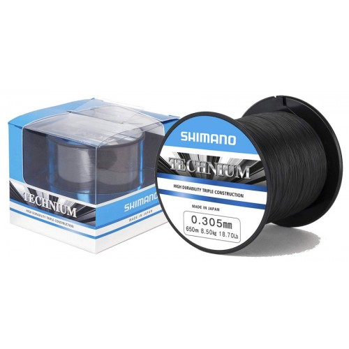 VALAS SHIMANO TECHNIUM  0,305mm 650M