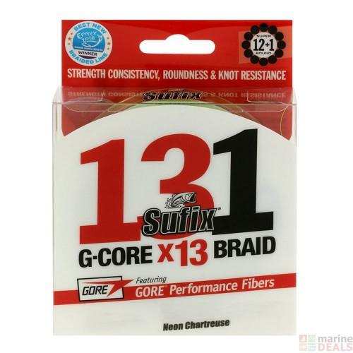 Pintas valas Sufix 131 G-Core X13 Braid