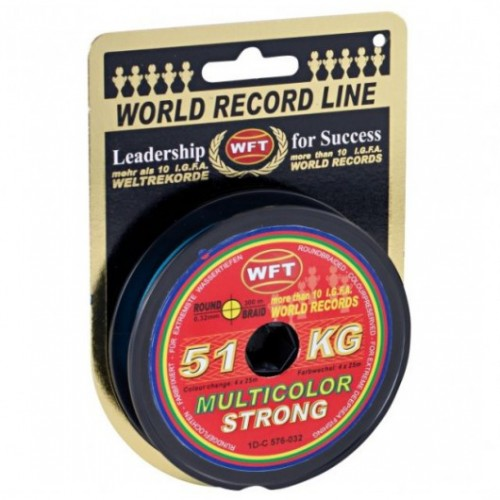 Pintas Valas WFT New Strong Multicolor 300m