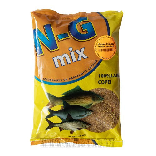 N-G mix jaukas Česnakas