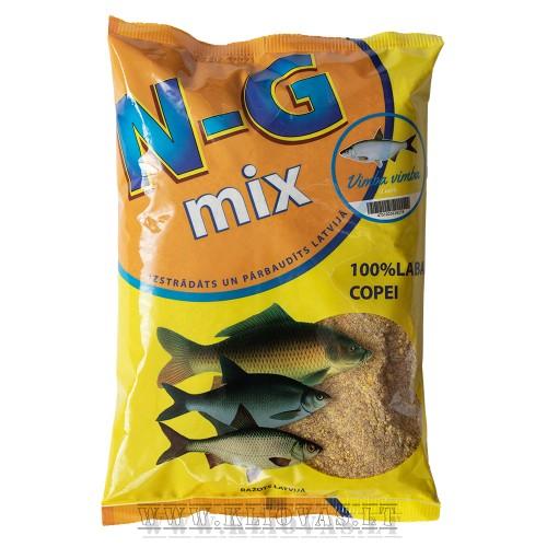 N-G mix jaukas Žiobris (Vimba)