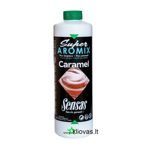 Priedas Jaukui Sensas Aromix Caramel