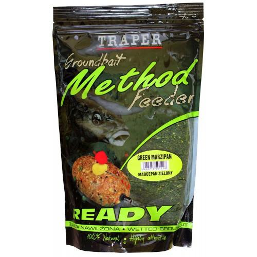 Traper Method Feeder Green Marzipan(Žalias Marcipanas)