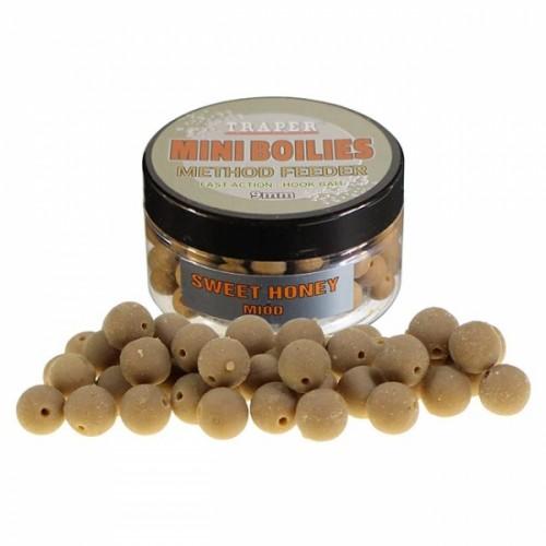 Traper Mini Boilies Method Feeder Sweet Honey
