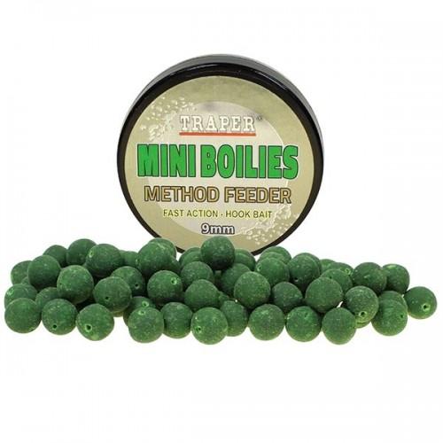 Traper Mini Boilies Method Feeder Green Marzipan