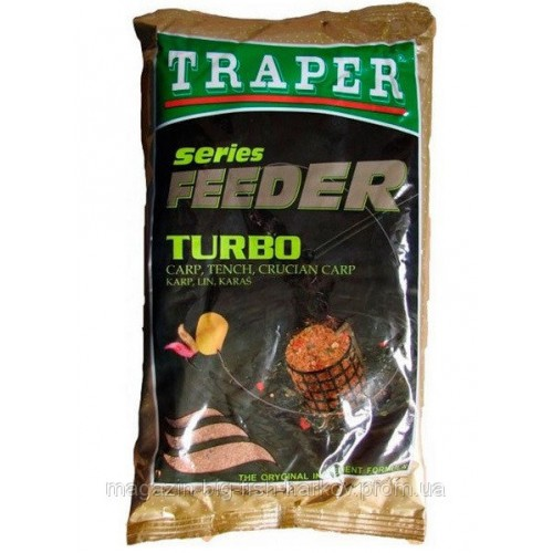 Traper Feeder Turbo