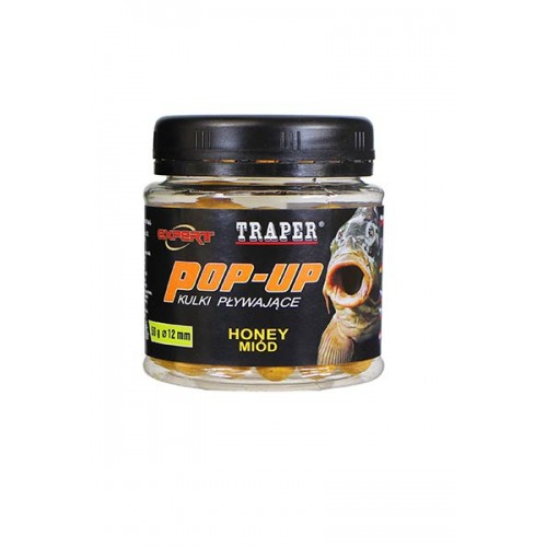Traper Pop-Up Honey 50g/12mm