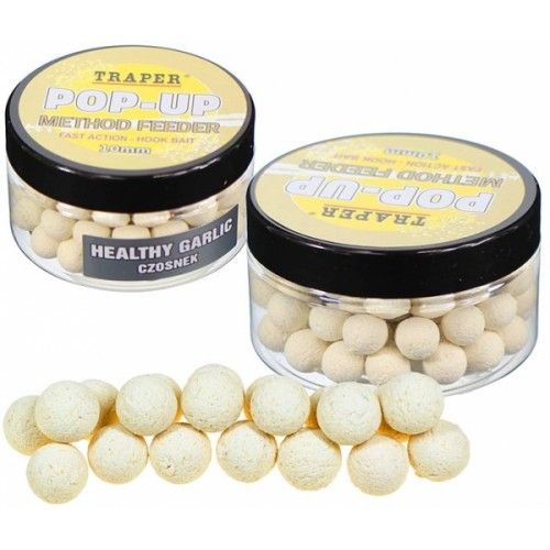 Traper Pop-Up Method Feeder Healthy Garlic
