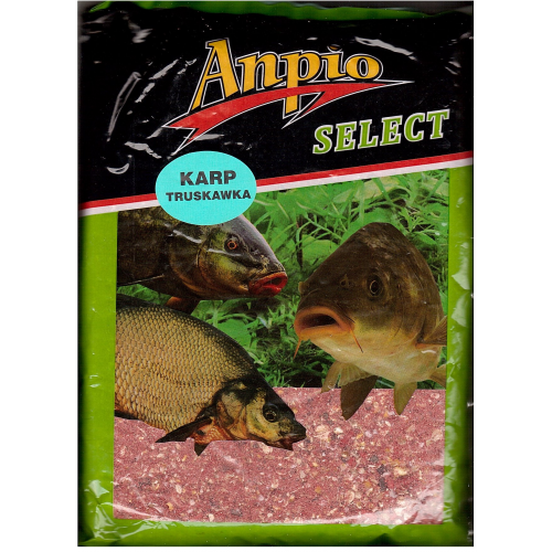 Anpio Jaukas Select Karpis Braškė