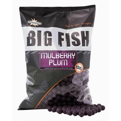 Dynamite Baits Big Fish Mulberry Plum  20mm 1,8kg