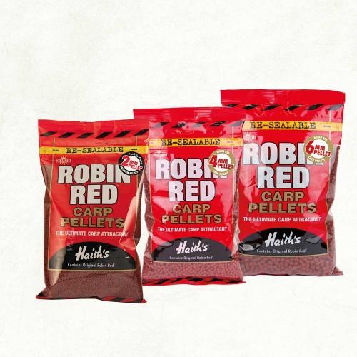 Dynamite Baits Pellets Robin Red 4mm