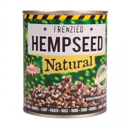 Dynamite Baits Frenzied Hempseed Natural 350g
