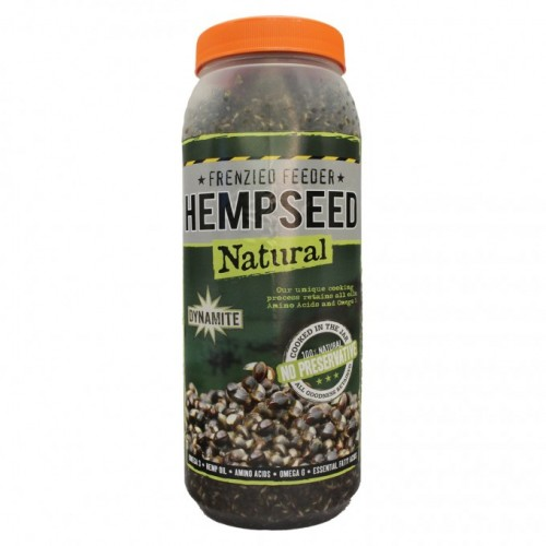 Dynamite Baits Frenzied Feeder Hempseed Natural