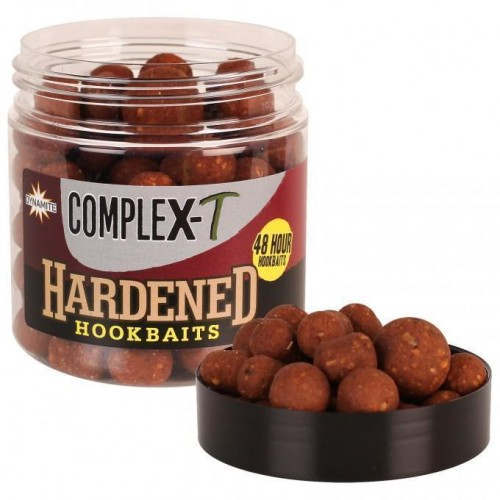 Dynamite Baits Complex-T Hardened Hookbaits Boilies and Dumbbells 14,15,20mm