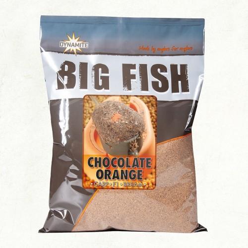 Dynamite Baits Big Fish Chocolate Orange Groundbait 1,8kg