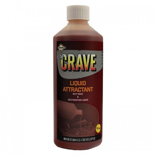 Dynamite Baits Liquid Attractant Bait Soak and Rehydration Liquid Crave
