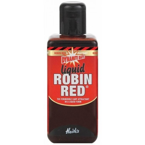 Dynamite Baits Liquid Carp Attractant Robin Red