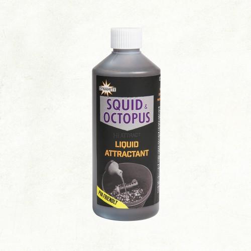 Dynamite Baits Liquid Attractant Squid and Octopus
