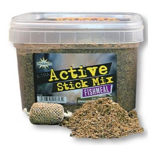 Dynamite Baits X-tra Active Stick Mix Fishmeal